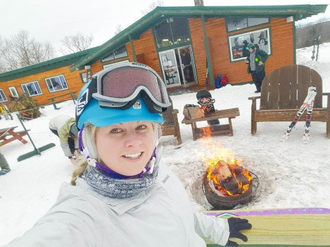 Love Maine Adventures, Winter in Maine, packing for winter in Maine, Squaw Mountain, Mount Kineo