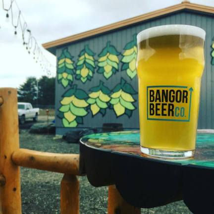 Photos courtesy of Bangor Beer Co. and Jared Lambert