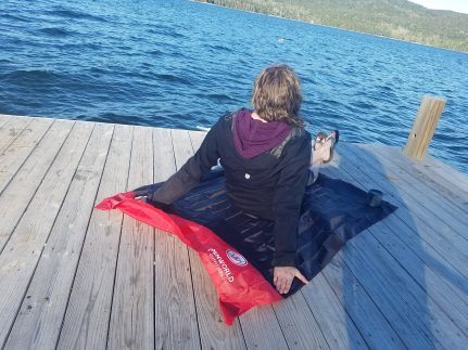 OpenWorld Outfitters Pocket Blanket