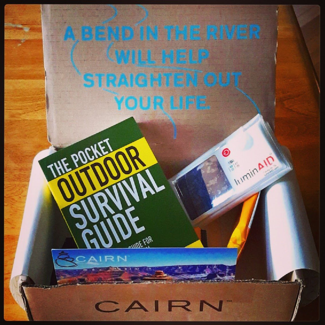 Cairn Box review – June 2017