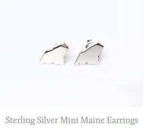 Watts in Maine Earrings