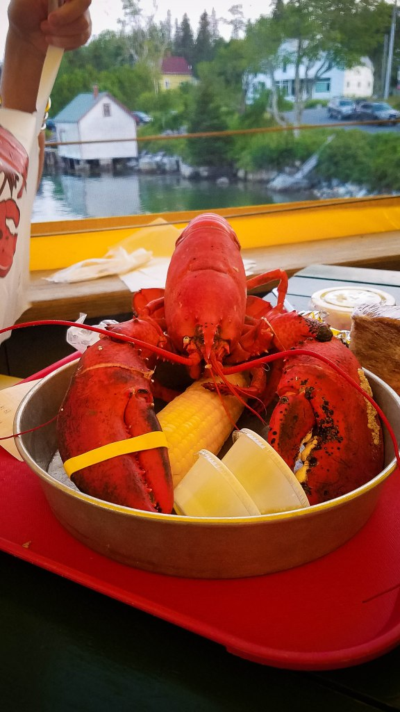Shore dinner, maine lobster, where to get Maine lobster, best place for maine lobster, bar harbor, maine