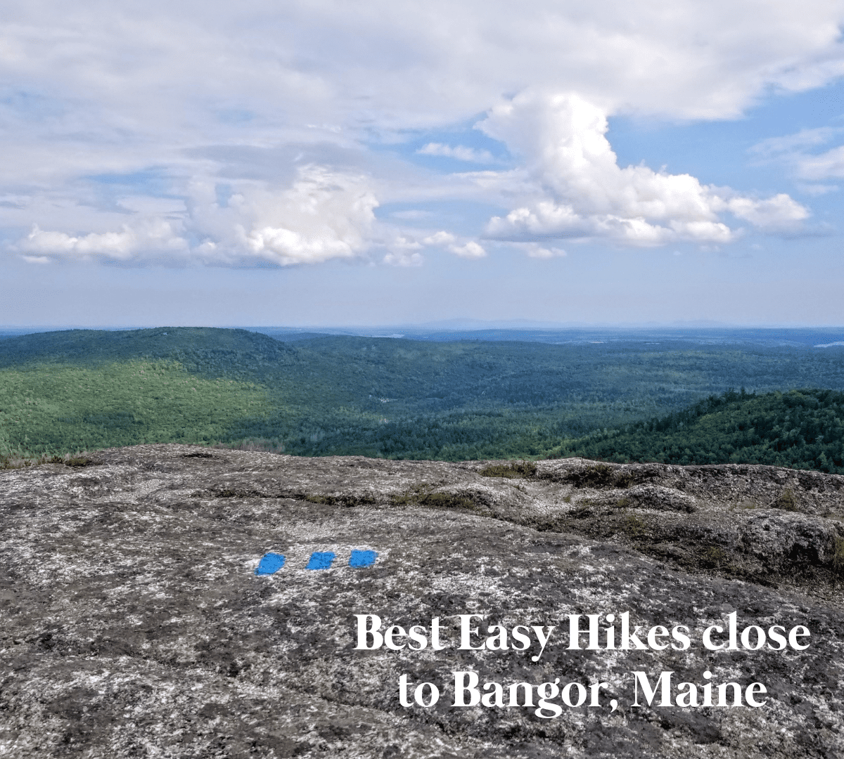 Best Easy Hikes close to Bangor, Maine