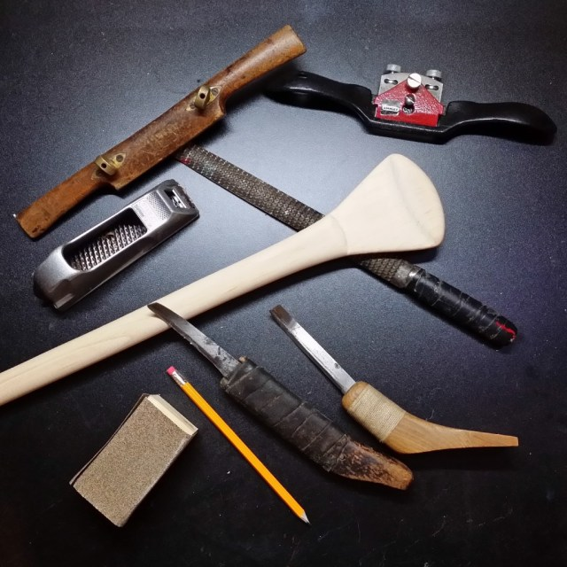 paddlemaking tools