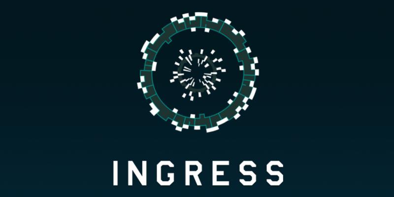 Ingress by Nantic Labs at Google