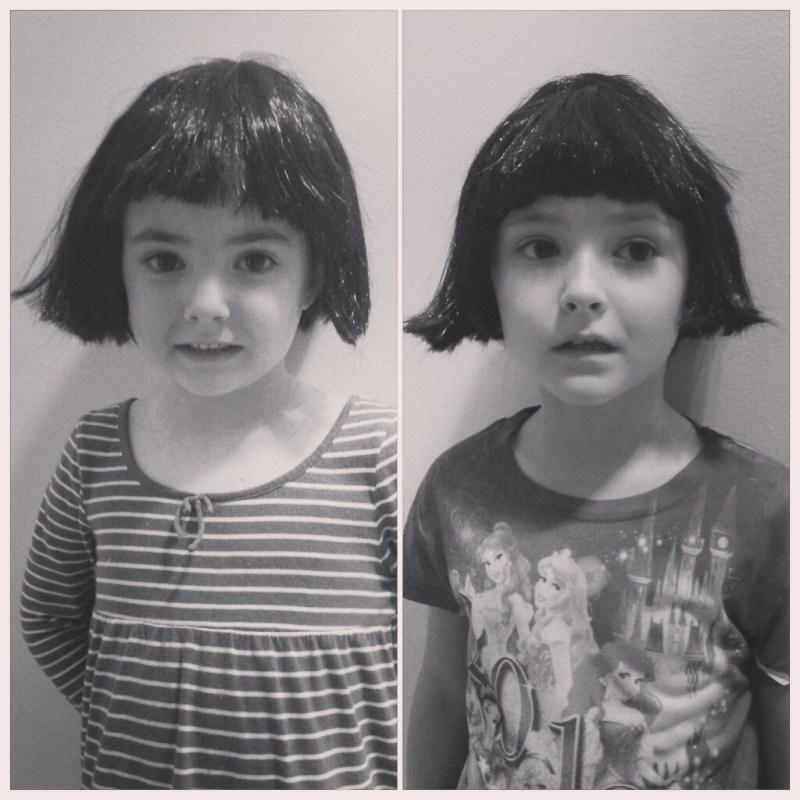 Quorra Tron wigs