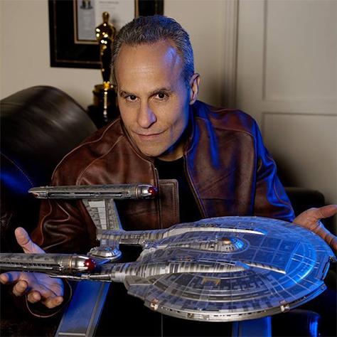 Doug Drexler Trekyards