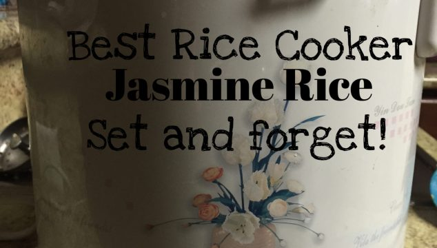 Best Rice Cooker Jasmine Rice