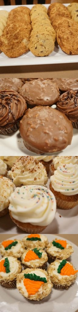 D'lish Cafe & Bakery Desserts