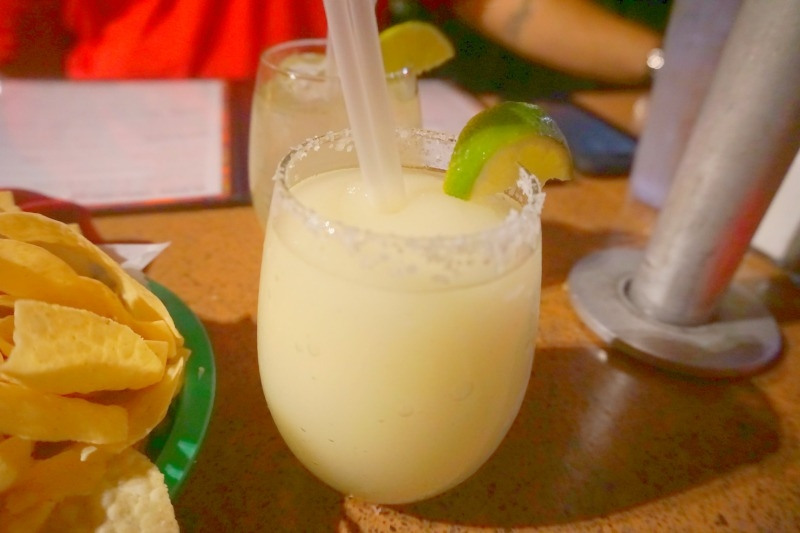 Margaritas at Casa Rio, San Antonio, TX