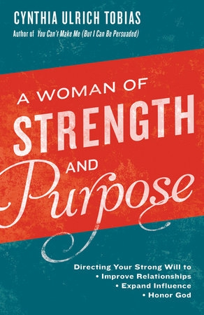 Love More Live Blessed Book Reviews: A Woman of Strength and Purpose