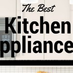 Found a fun list of kitchen appliances that really help with making dinner fast and easy. I also love the coffee station idea. It's too cute. Pin now, read later!