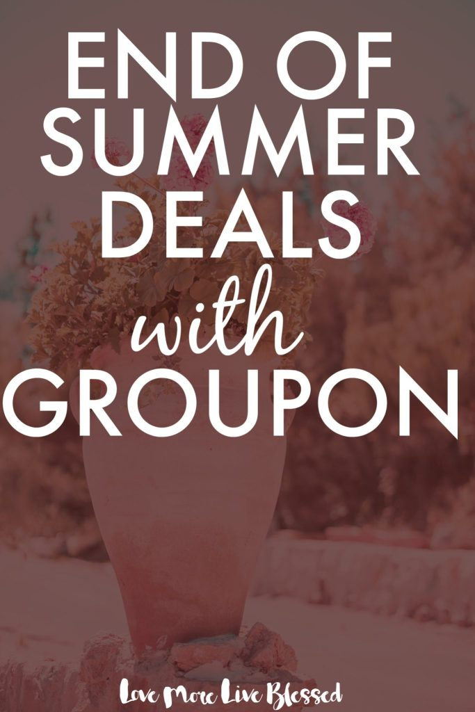 The best deals in your city to celebrate the end of summer! We found cheap hotels, water parks and restaurants. #Groupon #ad