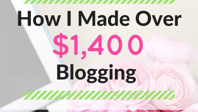 It's My Blog-A-Versary: Blogging One Year Later