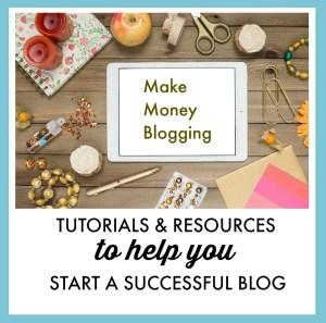 make-money-blogging-side-bar