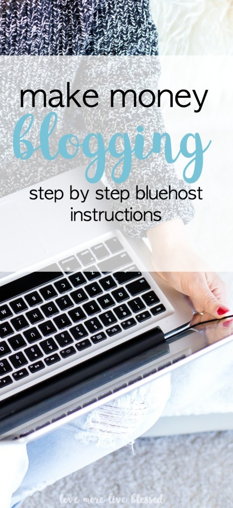 It really is possible to make money blogging. I found this awesome tutorial with step by step instructions on how to set up a blog. Plus she links to her resources page and shows exactly how she got started blogging. I really wish I would have read a post like this when I first started blogging.