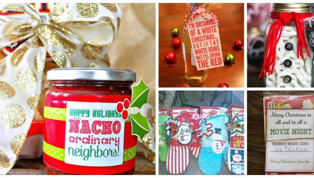 5 Gift Ideas For Friends And Neighbors