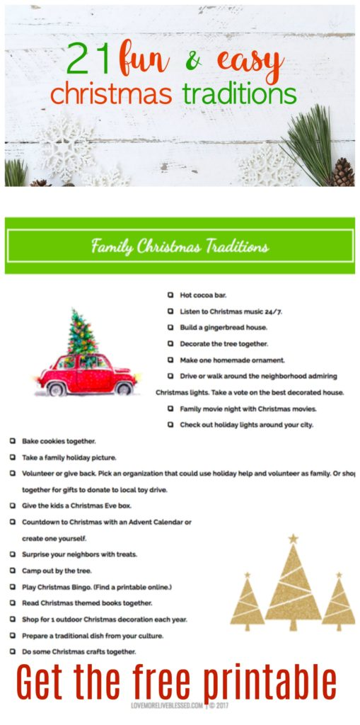 family christmas traditions, fun and easy christmas traditions, christmas ideas for kids. #christmas #holidaytraditions