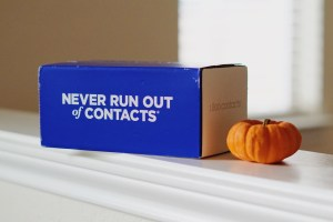 SAVE TIME AND SKIP THE HASSLE WITH 1-800 CONTACTS EXPRESSEXAM
