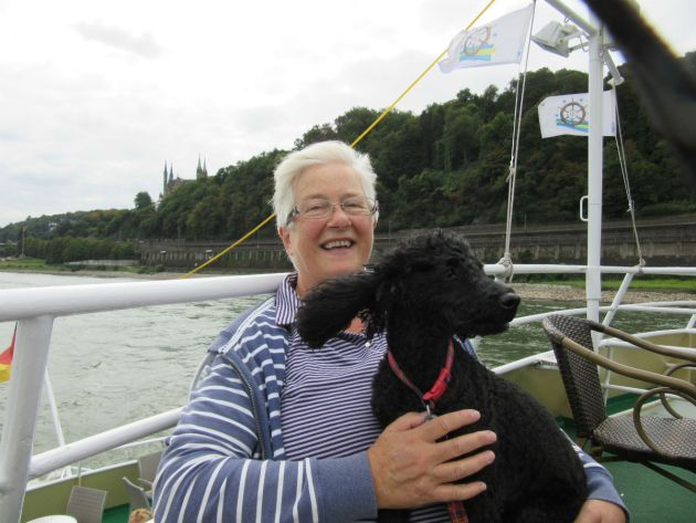 The Dog on the Rhine is all Mine