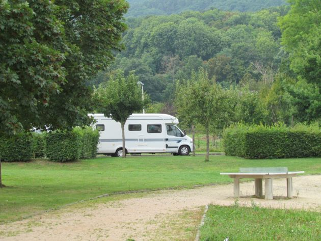 Aire de Camping Cars Orschwihr
