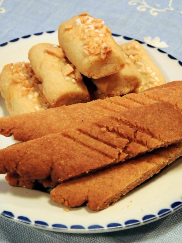 Karamelsmåkager og Finsk brød