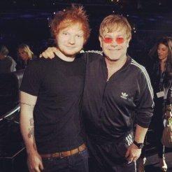 Ed Sheeran elton