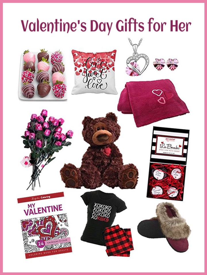 Valentines Day Gifts For Her Love My Big Happy Family
