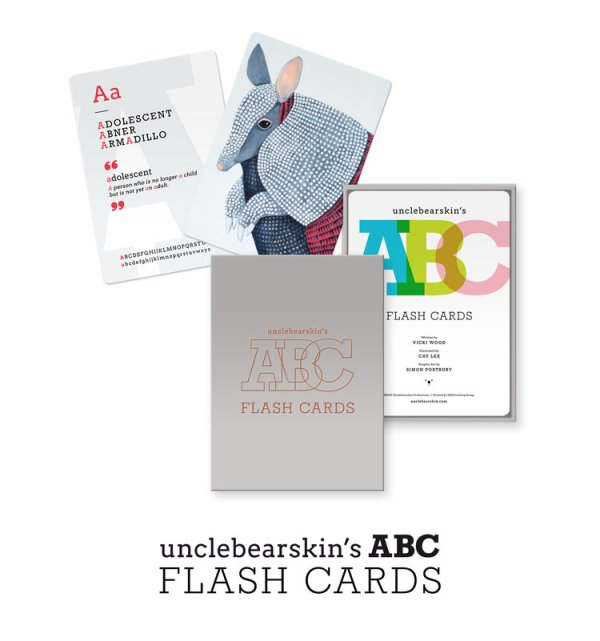 Unclebearskin Productions ABC Flash Cards