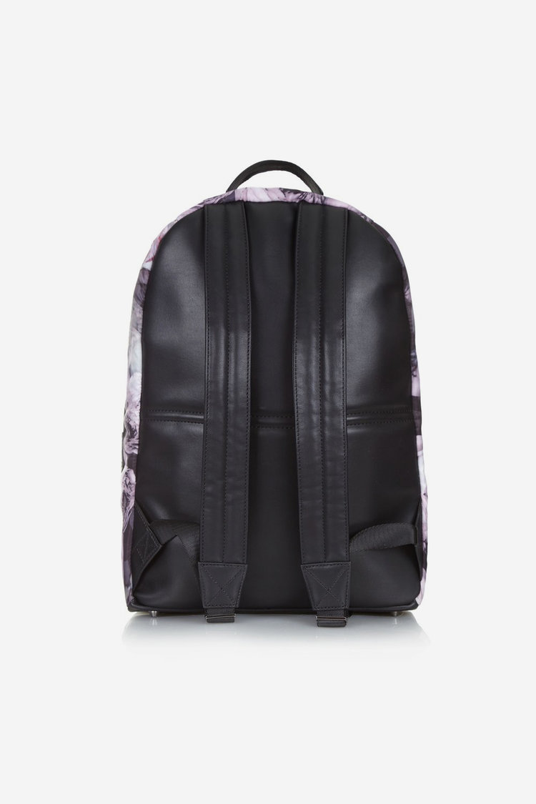 Tiba and Marl Elwood Backpack (goth floral)