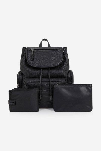 Tiba and Marl Kasper Backpack (faux leather)