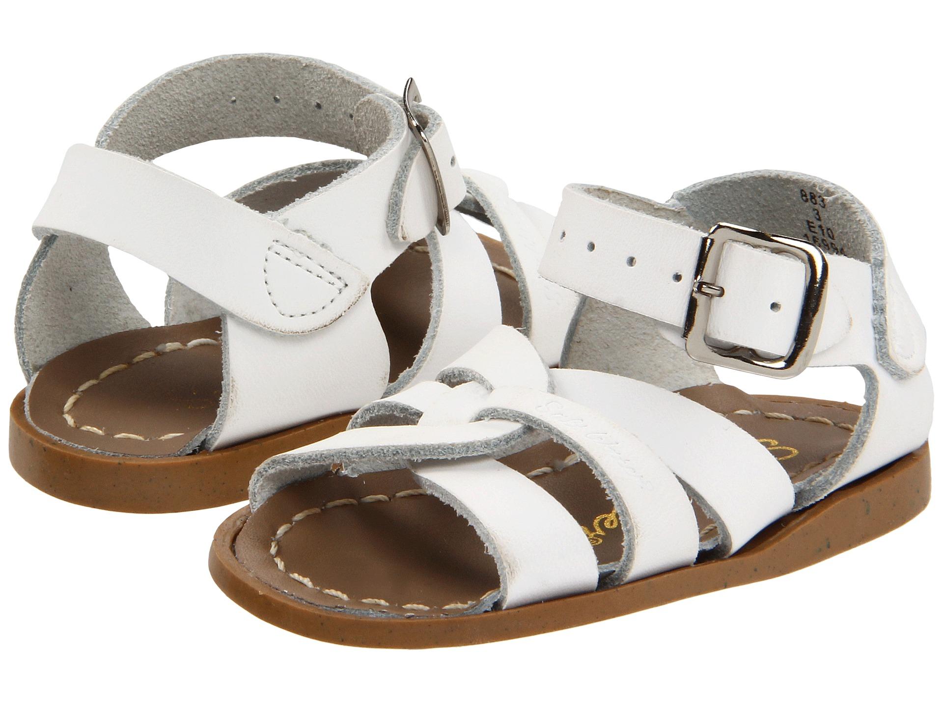 Saltwater Sandals Original (white)
