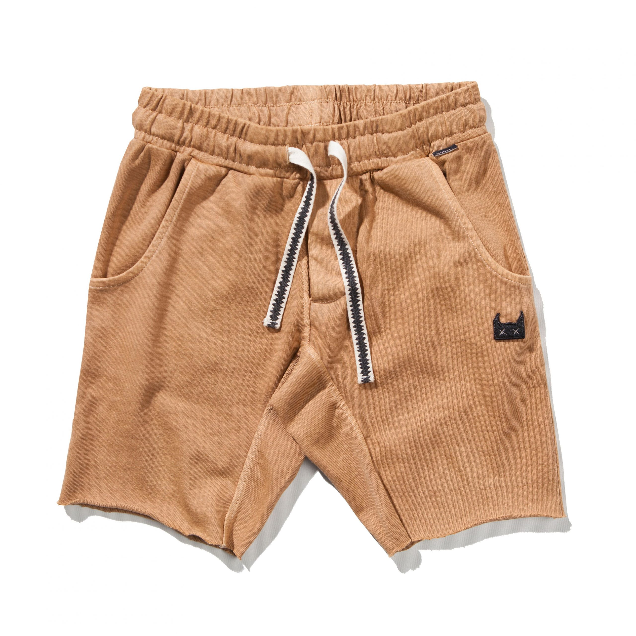 Munster Zap Me Short (washed mustard)