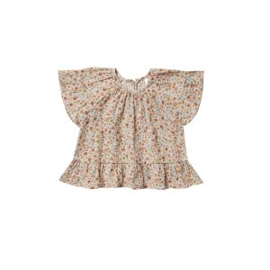 Rylee and Cru Butterfly Top Flower Field (natural)