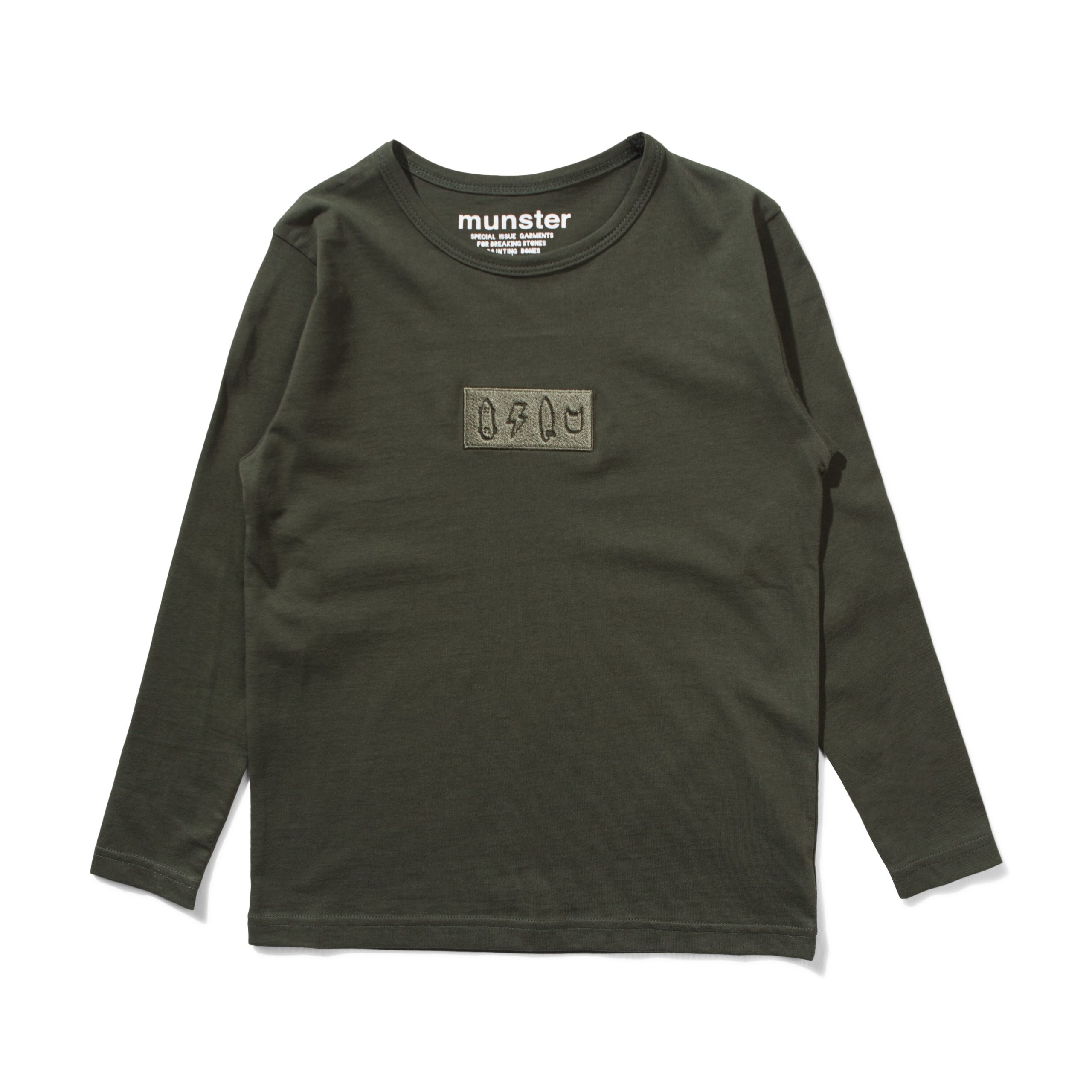 Munster 4 Life LS Tee (forest)