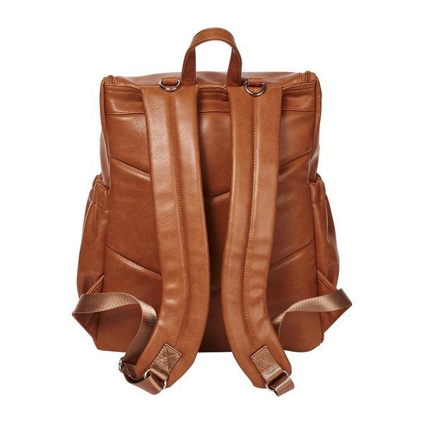 Oioi Carry All Nappy Bag (black diamond quilt)