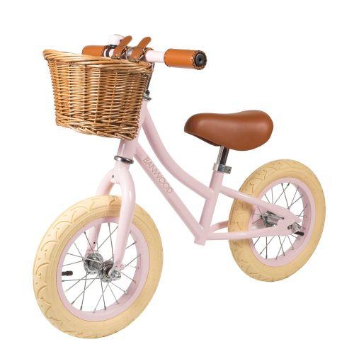 Banwood First Go Balance Bike (pink)