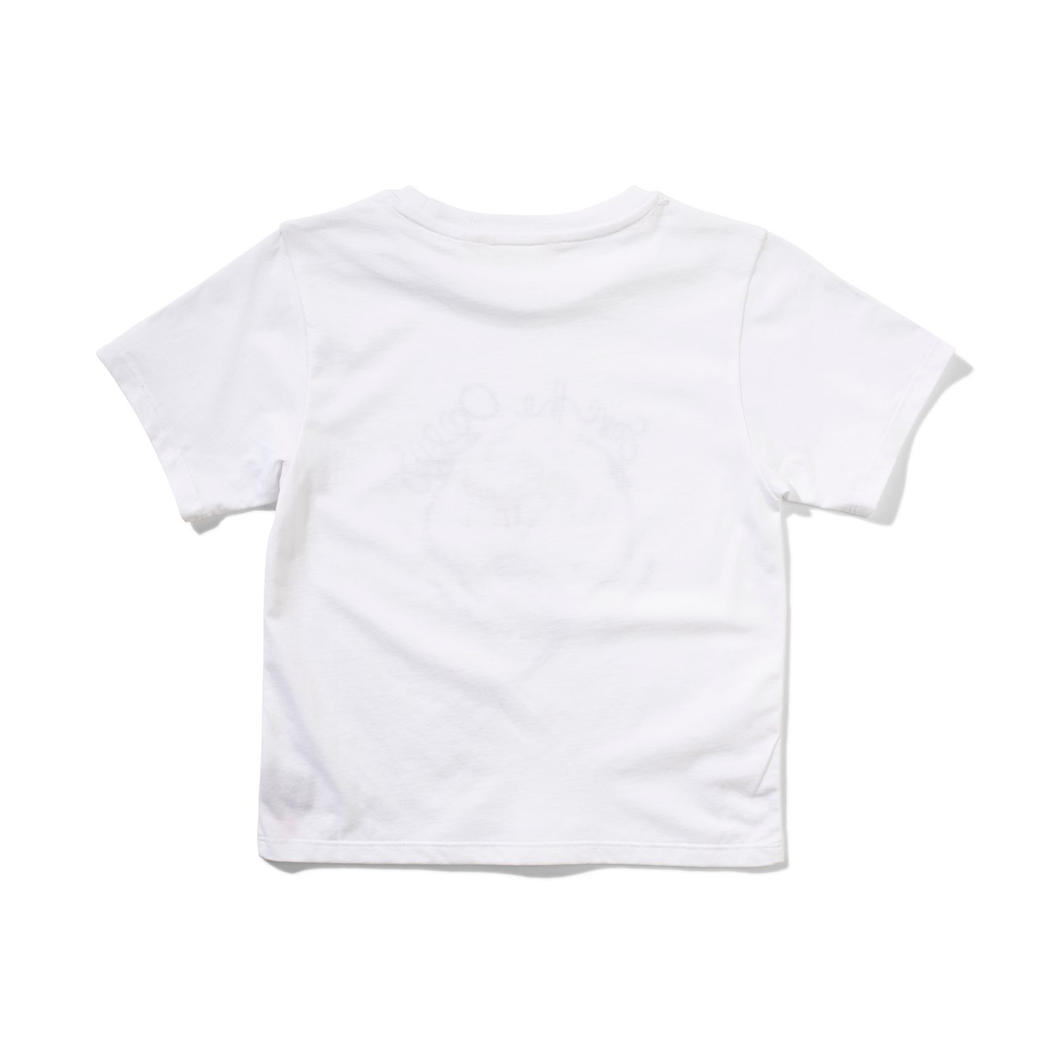 Missie Munster Bubble Tee (white)
