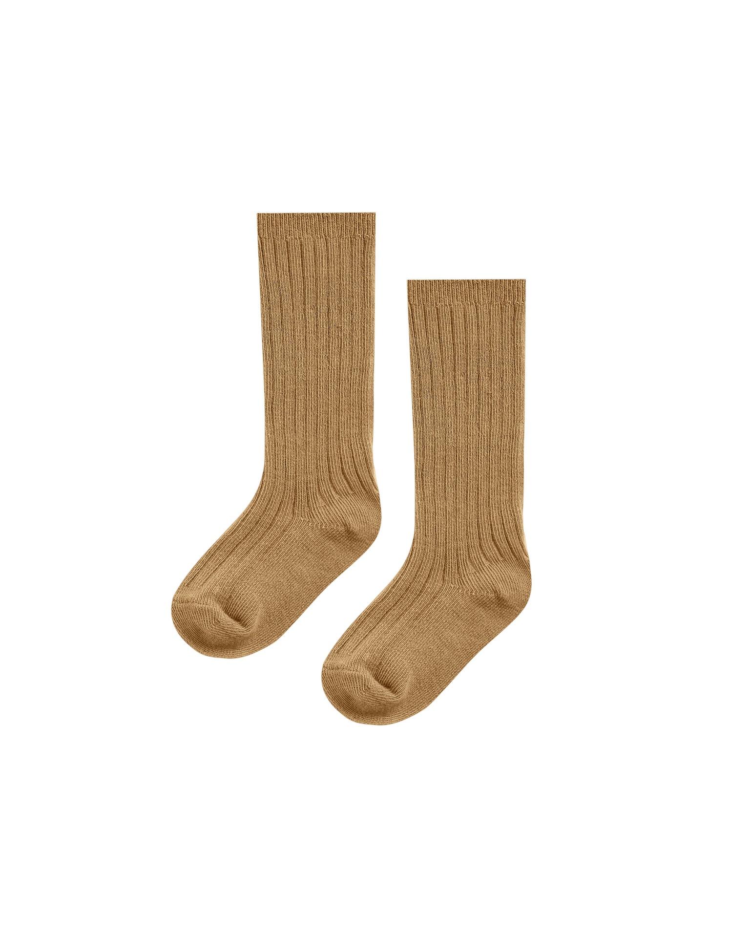 Rylee and Cru Knee High Socks 3pk (wine, goldenrod,forest)
