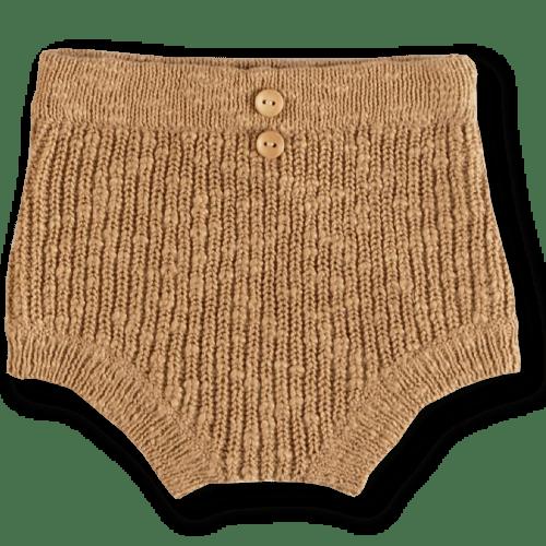Grown Chunky Rib Knit Bloomers