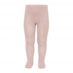 Condor Rib Tights (pale pink)