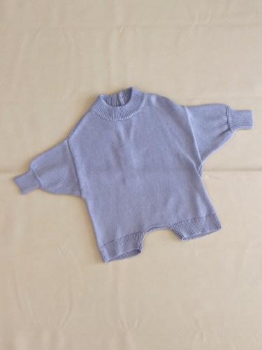 Tiny Trove Olsen Knit Playsuit