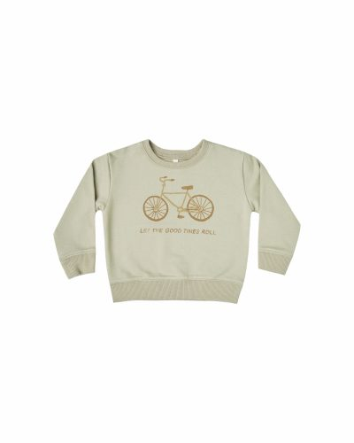 Rylee and Cru Terry Sweatshirt (bike)