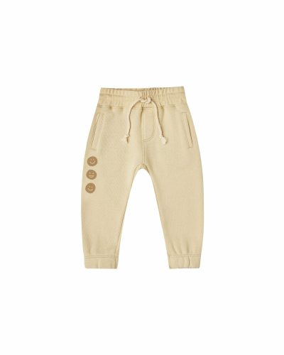 Rylee and Cru Jogger Pant (happy face)