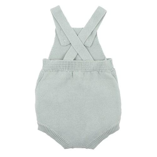 Bebe Tia Knitted Bodysuit (sage)