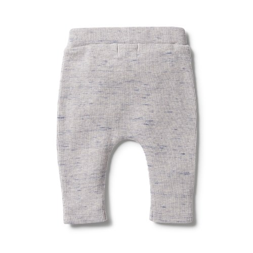 Wilson and Frenchy Waffle Slouch Pant