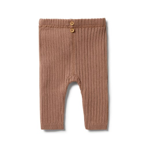 Wilson and Frenchy Knitted Rib Legging
