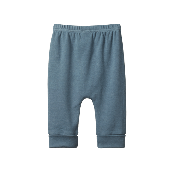 Nature Baby Drawstring Pant (deep blue)