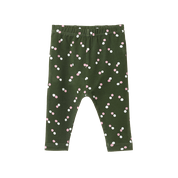 Nature Baby Legging (snow drop print)