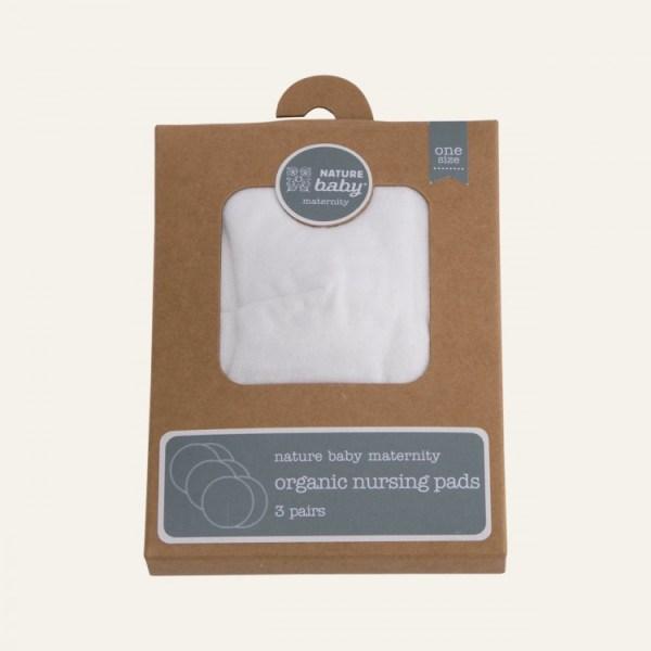 Nature Baby Organic Nursing Pads 3Pk
